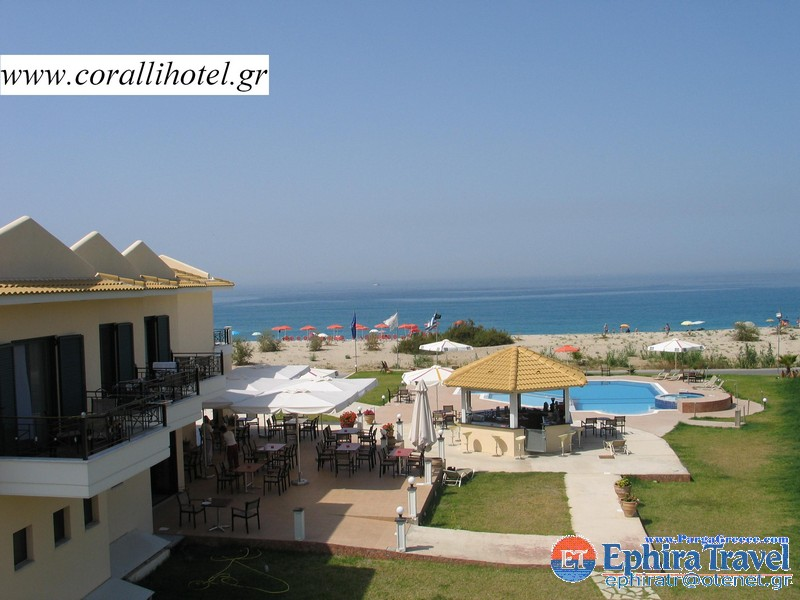 Coralli Apartotel(4 star accommodation) in Karavostasi ...