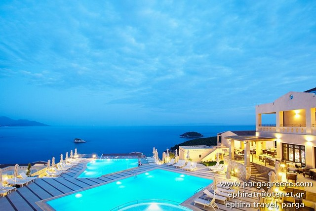 A 5 Star Lux Hotel And Spa Resort In Syvota Thasprotia